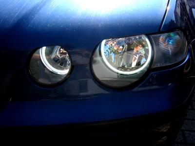 Bmw E46 Compact Angel Eyes