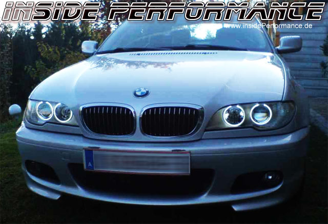 Bmw E46 Standlichtringe Angel Eyes Coupe Cabrio Ab Bj 3 03