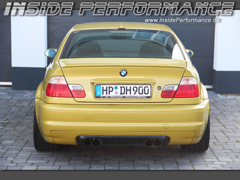 3 Series E46 M3 Csl Carbon Reardiffuser For Real M3