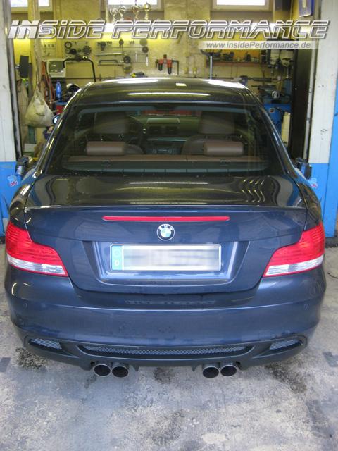 BMW E82 /E88 M1-Look Diffusor insidePerformance