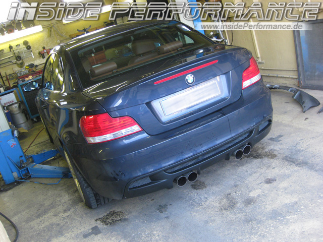 BMW E82 /E88 M1-Look Diffusor insidePerformance