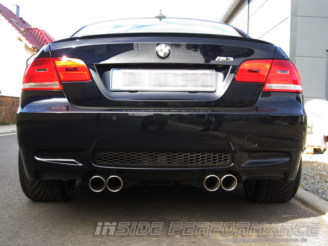 BMW E92 M3 Coupe High Performance Exhaust System