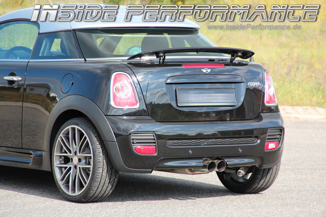 MINI R59 Coupe Cooper S 2x mittig - insidePerformance