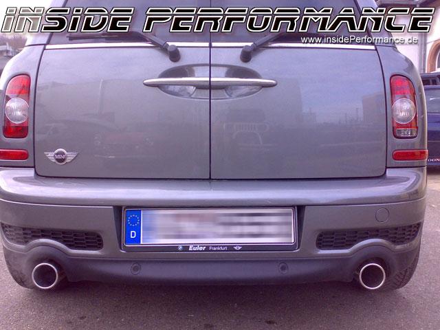 Mini Auspuffanlage MINI Clubman