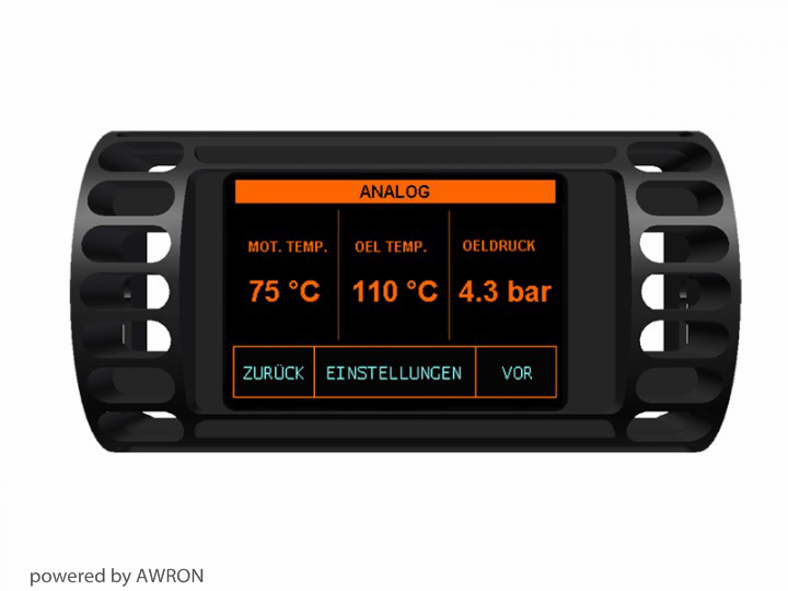 Datendisplay 3er Bmw E30