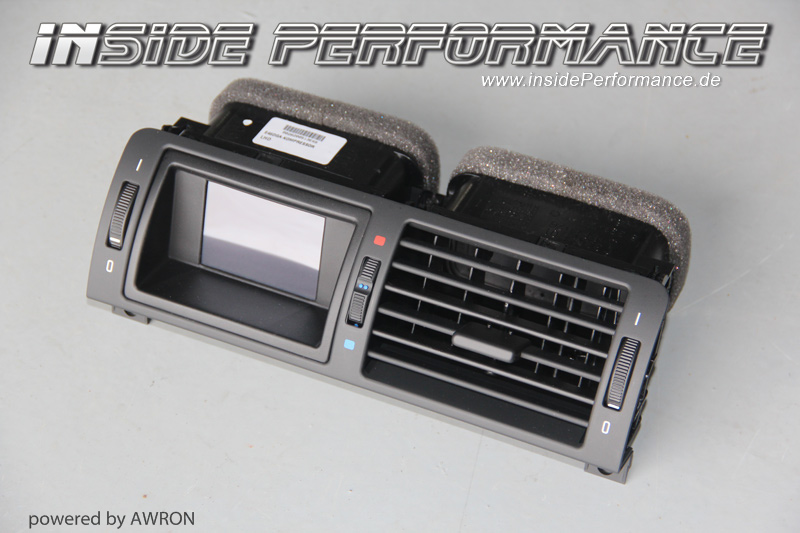 Data Display Vent Gauges 3 Series Bmw E46 And M3
