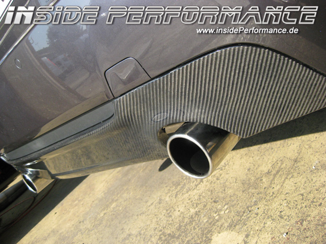 BMW E90 E91 E92 E93 Coupe 335i Diffusor Carbon