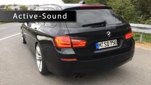 Active Sound 5er BMW F10 F11