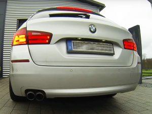 Active-Sound 5er BMW F10 F11 Montage