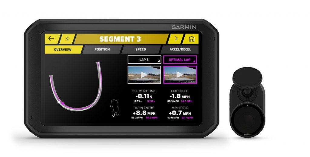 Garmin Catalyst Test Erfahrung Track Rennstrecke