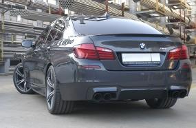 5er BMW M5 (F10) Klappenauspuff