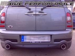 MINI 2x1-Rohr MINI Clubman Sportauspuff