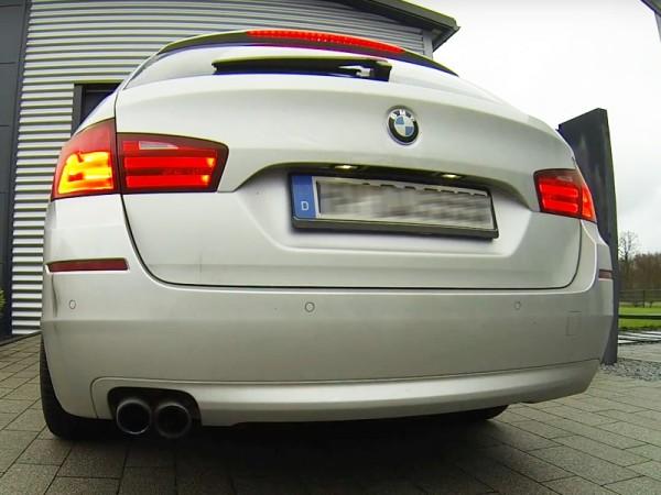 Active Sound für 5er BMW F10 / F11 (Diesel und Benziner)