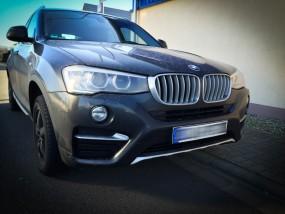 BMW X1 / X3 / X4 - Active Sound für alle Diesel