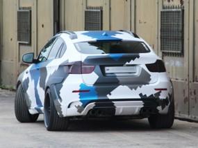 BMW X6M STEALTH - Tieferlegung / Gewindefahrwerk