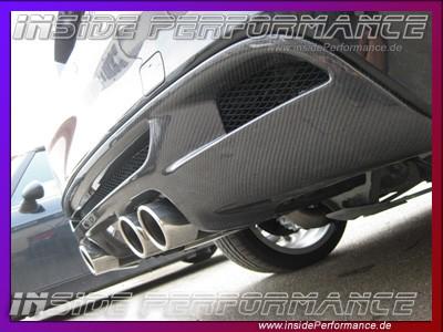 1er BMW E82/E88 M1-Look Heck-Diffusor Carbon