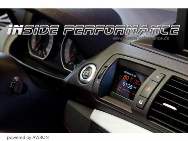 Datendisplay für 1er BMW E81 E82 E87 E88 und 1M