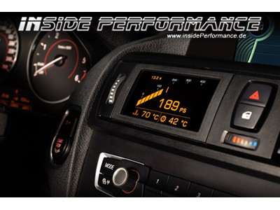 Datendisplay für BMW X3 / X4 F25 F26