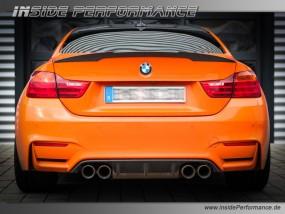 4er BMW M4 - Klappenauspuffanlage / Sportauspuff