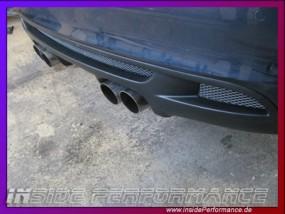 1er BMW E82/E88 M1-Look Heck-Diffusor Kunstoff
