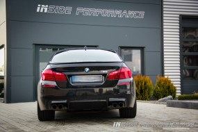 5er BMW M5 (F10) - Sportkats / Downpipes