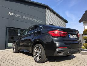 BMW X5 / X6 F15 / F16 - Active Sound für alle Diesel