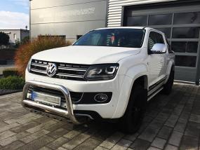 VW Amarok - Active Sound für alle Diesel