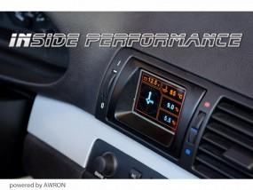 Datendisplay 3er BMW E46 und M3