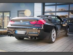6er BMW M6 (F12+F13) Klappenauspuff