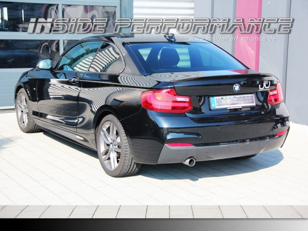 Active Sound für 2er BMW F22 / F23 - Coupe / Cabrio (Diesel und Benziner)