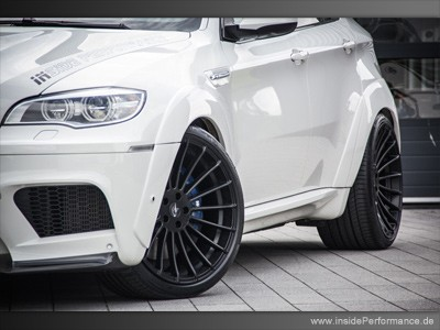 """Alufelgen für BMW X6M - Komplettradsatz 22"""""""