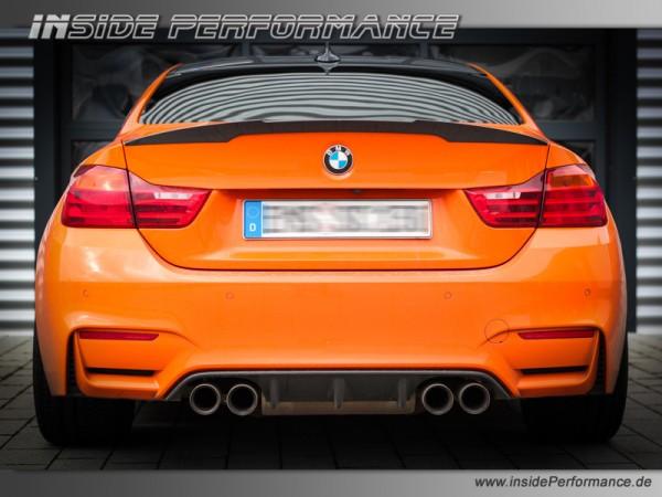 Klappenauspuffanlage / Sportauspuff für 4er BMW M4