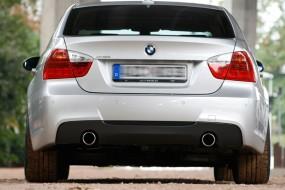 3er BMW E90 / E91 / E92 / E93 - Active Sound für alle Diesel