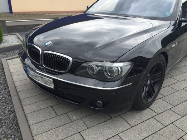 7er BMW - Active Sound für alle Diesel (E-Modelle)