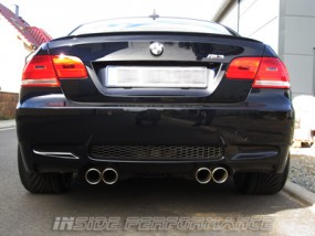 3er BMW E90/E92/E93 M3 4-Rohr Performance Auspuffanlage