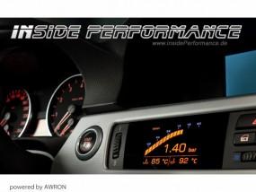 Datendisplay 3er BMW E90 E91 E92 E93 und M3