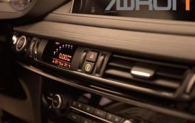 Datendisplay BMW X5 / X6 F15 F16 und X5M / X6M