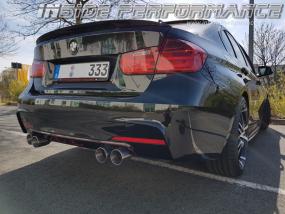 3er BMW F30 / F31 4-Rohr M3-Look Anlage