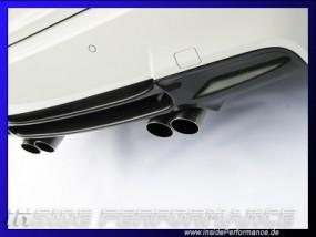3er BMW E90/E91 M3-Look Heck-Diffusor Carbon