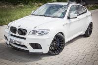 BMW X6M Stealth mit Jet - Camouflage / pixel tarn Navy / Army style