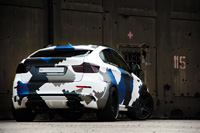 BMW X6M STEALTH made by insidePerformance
