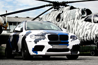 BMW X6M STEALTH von insidePerformance